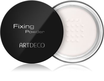 Artdeco Fixing Powder Transparent pulver med applikator