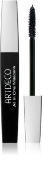 Artdeco All in One Mascara řasenka pro objem, styling a natočení řas
