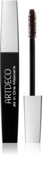 Artdeco All in One Mascara Mascara für mehr Volumen, Styling und Wimpernlifting