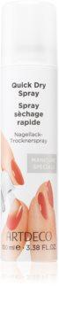 Artdeco Quick Dry Spray spray secante de esmalte de uñas