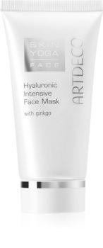 Artdeco Skin Yoga Hyaluronic mască hialuronică intensă nutritie si hidratare