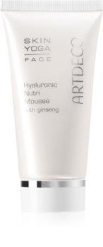Artdeco Skin Yoga Hyaluronic spumă hidratantă cu acid hialuronic