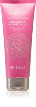 Artdeco Ccooning Shower Milk losjon za prhanje za nežno in gladko kožo