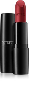 Artdeco Perfect Mat Lipstick barra de labios hidratante y matificante