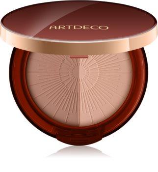 Artdeco Bronzing Powder Compact Full pudra  bronzanta