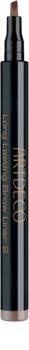 Artdeco Long Lasting Brow Liner tekoče črtalo za obrvi