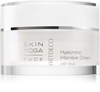 Artdeco Skin Yoga Hyaluronic intenzíven hidratáló krém hialuronsavval