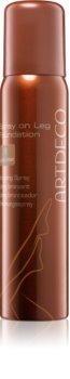 Artdeco Spray on Leg Foundation spray com tom para pernas