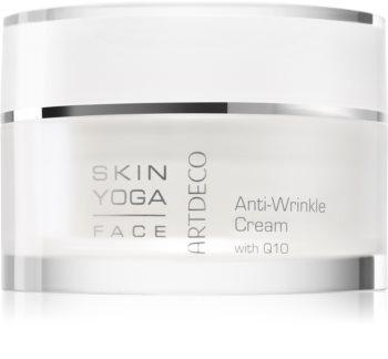 Artdeco Skin Yoga ránctalanító krém koenzim Q10