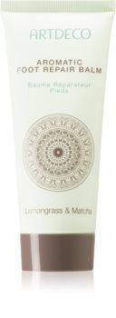 Artdeco Lemongrass & Matcha aromatický osviežujúci krém na nohy