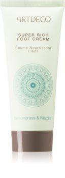 Artdeco Lemongrass & Matcha intenzivní krém na nohy