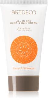 Artdeco Papaya & Cedarwood Hand & Nail Cream