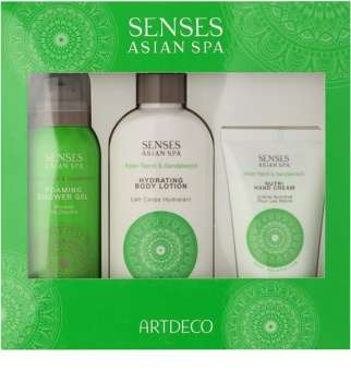 Artdeco Asian Spa Deep Relaxation lote cosmético III.