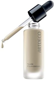 Artdeco Nude Foundation lahki tekoči puder v obliki kapljic za naraven videz