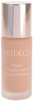 Artdeco Rich Treatment Foundation posvetlitveni kremasti tekoči puder