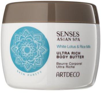 Artdeco Asian Spa Skin Purity manteca corporal extranutritiva