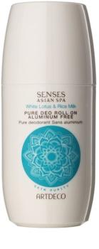 Artdeco Asian Spa Skin Purity desodorante roll-on suave sin aluminio