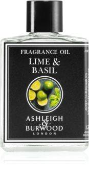 Ashleigh & Burwood London Fragrance Oil Lime & Basil Hajusteöljy
