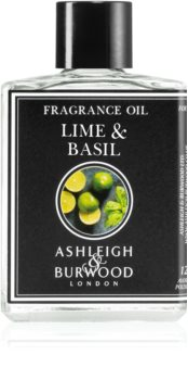 Ashleigh & Burwood London Fragrance Oil Lime & Basil olio profumato