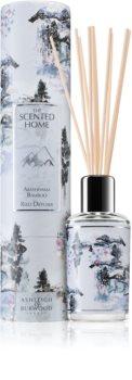 Ashleigh & Burwood London The Scented Home Arashiyama Bamboo aroma diffuser with filling
