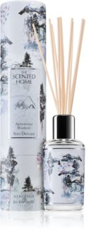 Ashleigh & Burwood London The Scented Home Arashiyama Bamboo diffuseur d'huiles essentielles avec recharge
