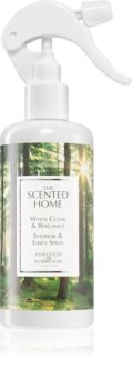 Ashleigh & Burwood London The Scented Home White Cedar & Bergamot sprej za dom