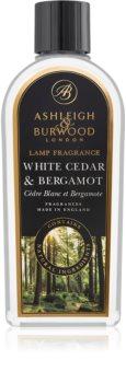 Ashleigh & Burwood London Lamp Fragrance White Cedar & Bergamot Katalyyttisen Lampun Täyttäjä