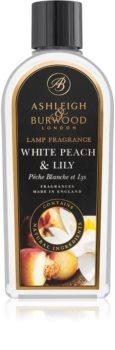 Ashleigh & Burwood London Lamp Fragrance Peach & Lily rezervă lichidă pentru lampa catalitică