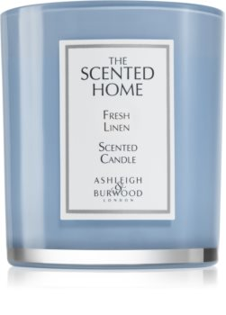 Ashleigh & Burwood London The Scented Home Fresh Linen illatos gyertya
