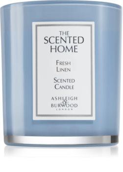 Ashleigh & Burwood London The Scented Home Fresh Linen lumânare parfumată