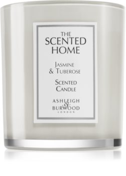 Ashleigh & Burwood London The Scented Home Jasmine & Tuberose scented candle