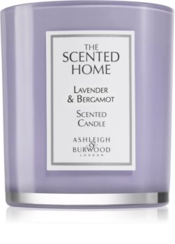 Ashleigh & Burwood London The Scented Home Lavender & Bergamot candela profumata
