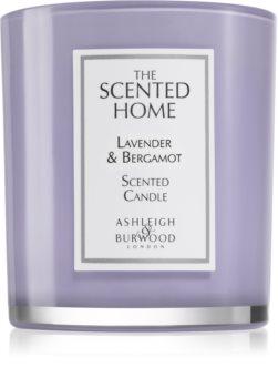 Ashleigh & Burwood London The Scented Home Lavender & Bergamot illatos gyertya