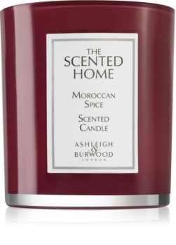 Ashleigh & Burwood London The Scented Home Moroccan Spice illatos gyertya