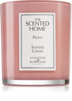 Ashleigh & Burwood London The Scented Home Peony geurkaars