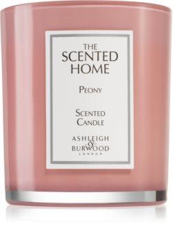 Ashleigh & Burwood London The Scented Home Peony illatos gyertya