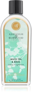 Ashleigh & Burwood London In Bloom White Tea & Basil rezervă lichidă pentru lampa catalitică
