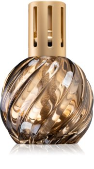 Ashleigh & Burwood London The Heritage Collection Amber catalytic lamp Large