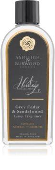 Ashleigh & Burwood London The Heritage Collection Grey Cedar & Sandalwood recharge pour lampe catalytique