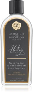 Ashleigh & Burwood London The Heritage Collection Grey Cedar & Sandalwood ανταλλακτικό καταλυτικού λαμπτήρα