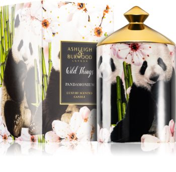 Ashleigh & Burwood London Wild Things Pandamonium Tuoksukynttilä
