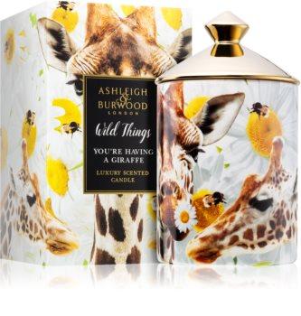 Ashleigh & Burwood London Wild Things You're Having A Giraffe bougie parfumée