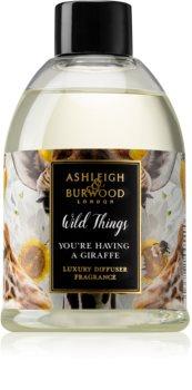 Ashleigh & Burwood London Wild Things You're Having A Giraffe ersatzfüllung aroma diffuser