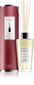 Ashleigh & Burwood London The Scented Home Moroccan Spice aromadiffusor med opfyldning