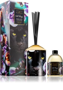 Ashleigh & Burwood London Wild Things Born With Cattitude Aroma Diffuser mitFüllung