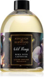 Ashleigh & Burwood London Wild Things Born With Cattitude náplň do aróma difuzérov