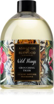 Ashleigh & Burwood London Wild Things Crouching Tiger recharge pour diffuseur d'huiles essentielles