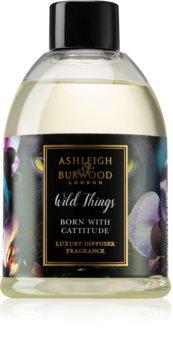 Ashleigh & Burwood London Wild Things Born With Cattitude aroma diffúzor töltelék