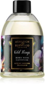 Ashleigh & Burwood London Wild Things Born With Cattitude reumplere în aroma difuzoarelor