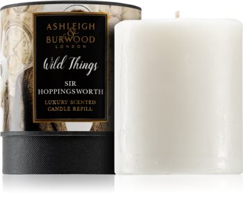 Ashleigh & Burwood London Wild Things Sir Hoppingsworth bougie parfumée recharge
